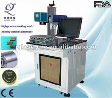 JQ cnc LASER marking machine with CE&FDA