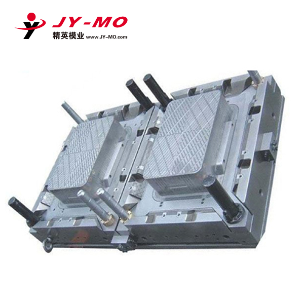 full automatic crate mold,plastic basket box moulds in sale