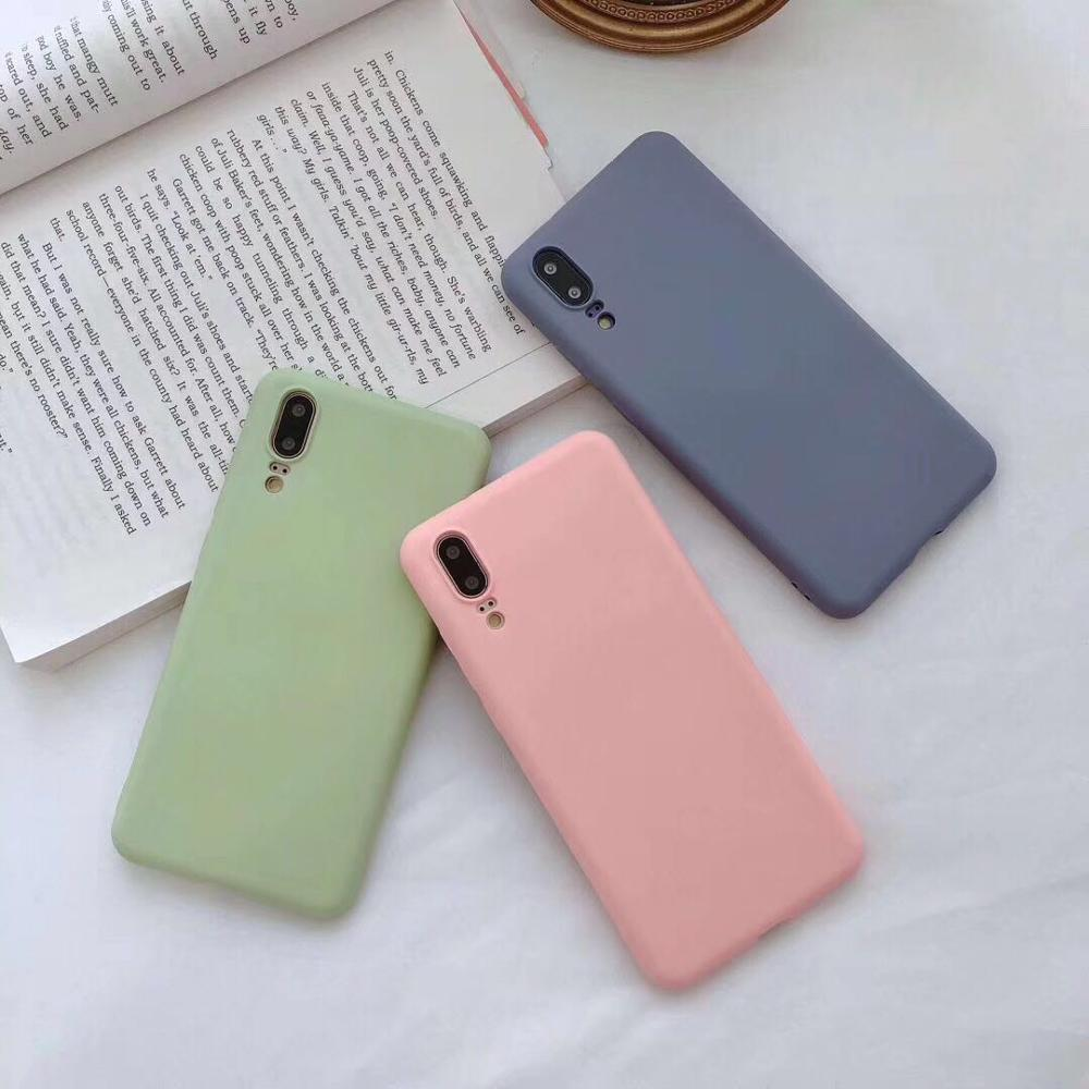 Free shipping phone <strong>cover</strong>, anti finger print candy colorful mobile phone shell, phone case for Iphone X case