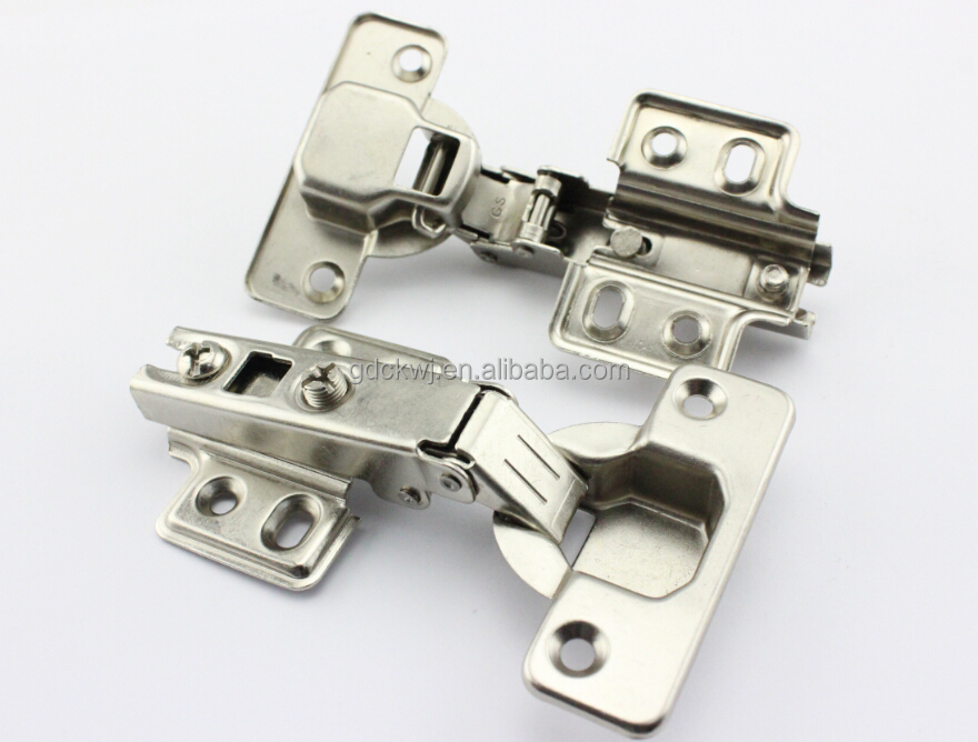 2018 iron cabinet hydraulic hinges self closing stainless steel cabinet hinge concealed hinge