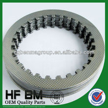 Clutch Steel Plate Motorcycle Lifan V250 Parts Wholesale, Motorcycle Clutch Disc V250 Factory Sell