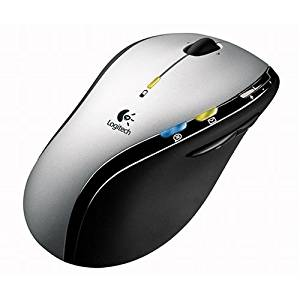 5af4abdf5f6 Buy Logitech MX 610 Left-Hand Laser Cordless Mouse in Cheap Price on ...