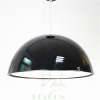 Modern New Design Italian Resin Flower Black Sky Garden Pendant Light