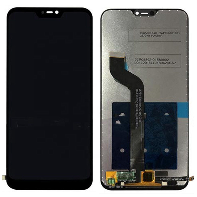 For Xiaomi Redmi 6 Pro Mi A2 Lite LCD Screen Assembly Redmi 6 Pro Display Touch Screen Digitizer Mi 2 Lite LCD Screen Assembly фото