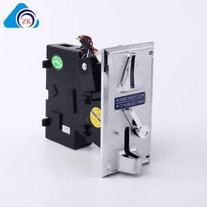 Factory Direct Acceptor Mechanism For Coin ,Cash Coin Acceptor Electric Coin Selector