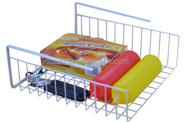 Kühlschrank Korb : Schrank warenkorb wire wrap organizer für küche speisekammer