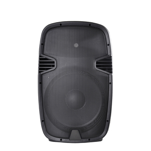 RQSONIC PML15AMFQ-U2BP-BT 15 Inch Best Rechargeable Portable Pro DJ Active Speaker With Usb Port Sound System