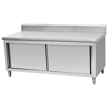 Kitchen Equipment Restaurants Stainless Steel Work Table Storage Cabinet BN-C01