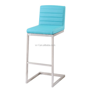 high quality kitchen upholstered bar stool swivel chairs