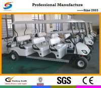 EC013 beautiful golf cart and electric vans prices with ce