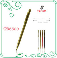rhinestone metal pen CD6800