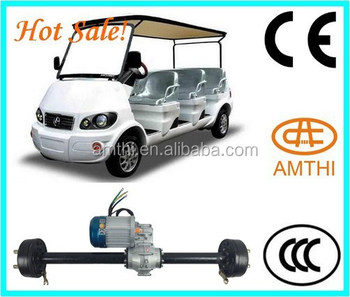 Rear Axle Electric Motor For India Motors For Electric Cars Electric Golf Cart Motors Transaxle Motor Amthi Buy Motors For Electric Cars Used