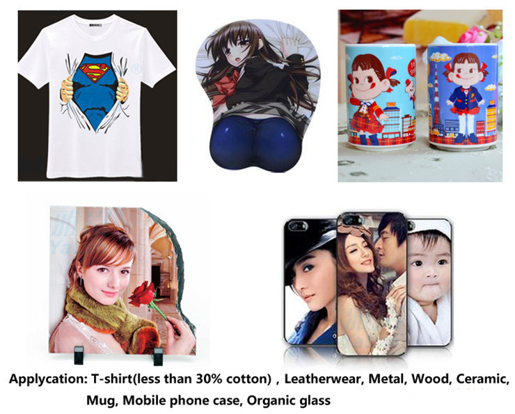 Fast Dry Low Cost 80g,100gsm Roll Sublimation Transfer Printing Paper For Textile