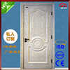 Bedroom Entry Flush New Design Solid Wooden Door