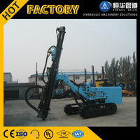 Big Discount Truck Mounted Drilling Rig For Water or Gas or Mine