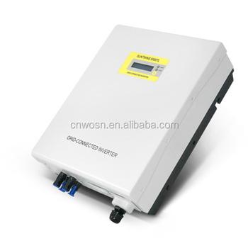 Schema Collegamento Invertitore : W monofase senza trasformatore ip canale mppt invertitore