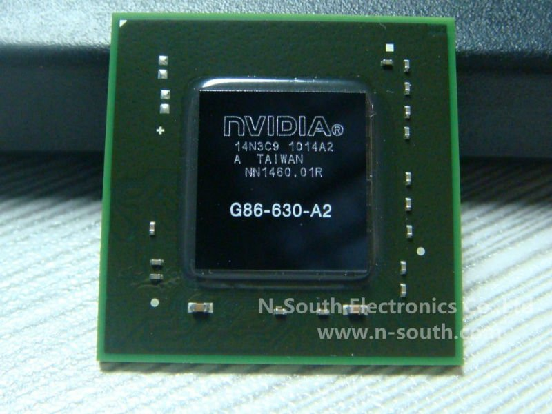 Brand New  GF-GO7600-H-N-B1 BGA Video Chip DC 2011 Taiwan