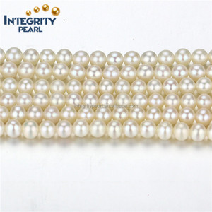 4-5mm round AA+ white freshwater loose natural pearl sale price
