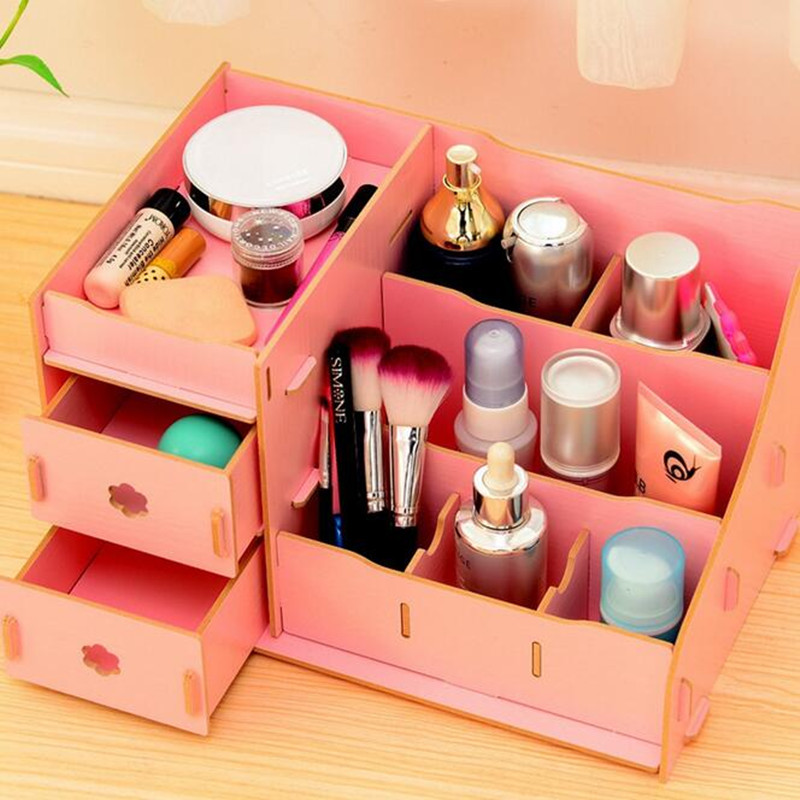 diy makeup storage box - photo #17