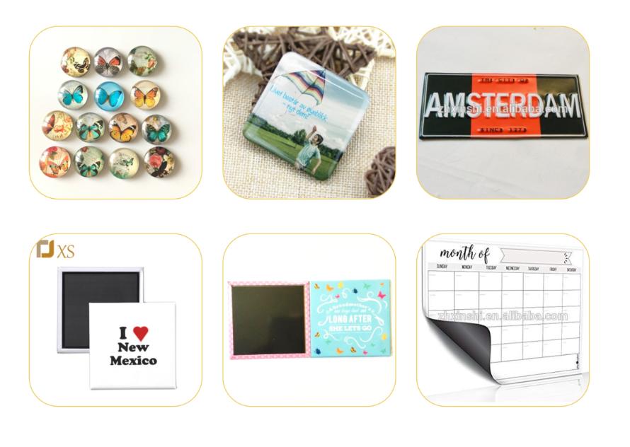 Monatliche Wöchentlich Planer PET Whiteboard Aufkleber Kühlschrank Magnet Kalender