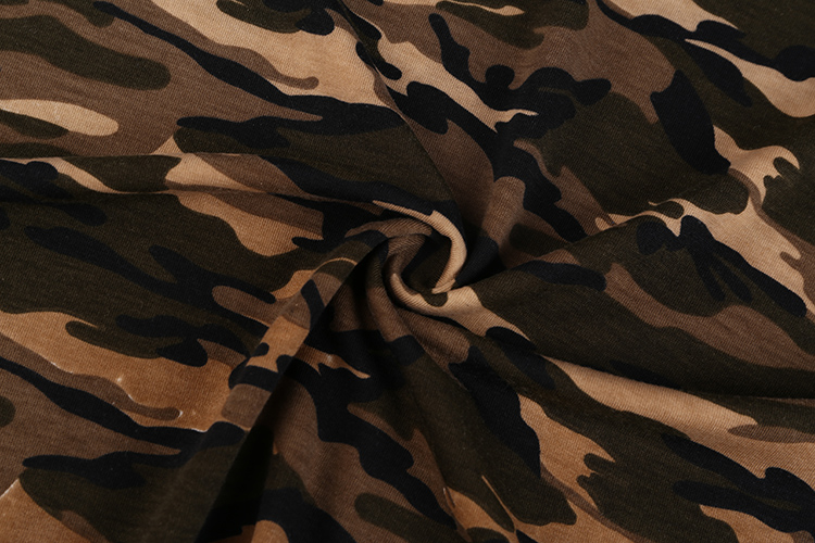 China factory high quality cool print digital military camouflage fabric for uniforms