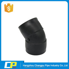 PN16 HDPE electricfusion 45 elbow