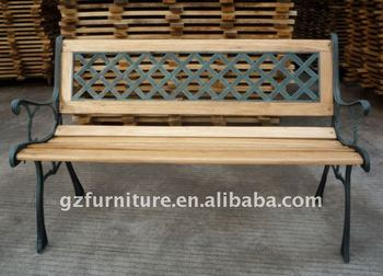 Panchine Da Giardino Legno E Ghisa : Mobili da giardino ghisa e panca da giardino in legno parco