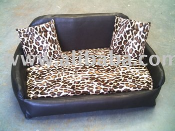 Super Zippy Faux Leather Sofa Dog Bed Buy Dog Bed Product On Alibaba Com Machost Co Dining Chair Design Ideas Machostcouk