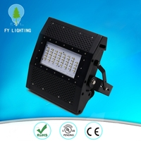 50w 80w 100w 200w 110 volt 240 volt Outdoor Waterproof Led Flood Light Warm White