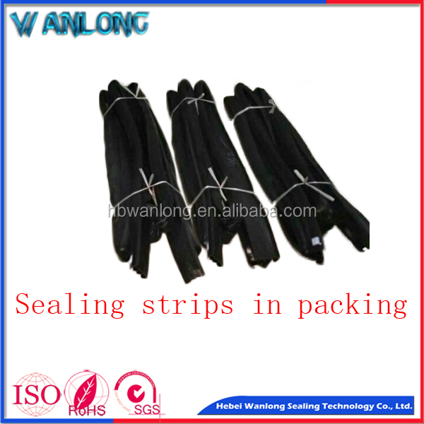 Hot sale thermal insulation epdm sealing strips for the van vehicle