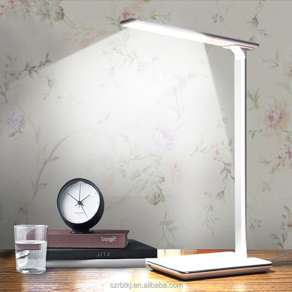 Desk Lamp Led Com 4 Modos De Ilumina O Quarto Escrit Rio L Mpada