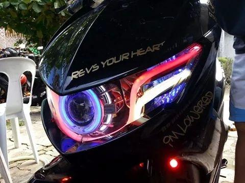 Flashing Attractive Drl Lights Input Voltage Dc12v Led