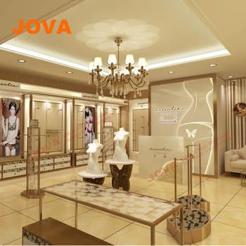 Moderna decoraci n para ropa interior con tienda de for Disenos de tiendas de ropa modernas
