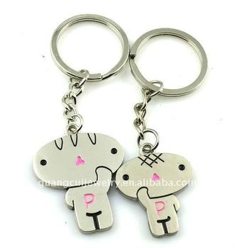 fashion love couple keychain key ring suppliers keyring accessories key  chain holder 1f666674b