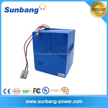 Rechargeable 60v 40Ah Lithium-ion battery pack for airwheel