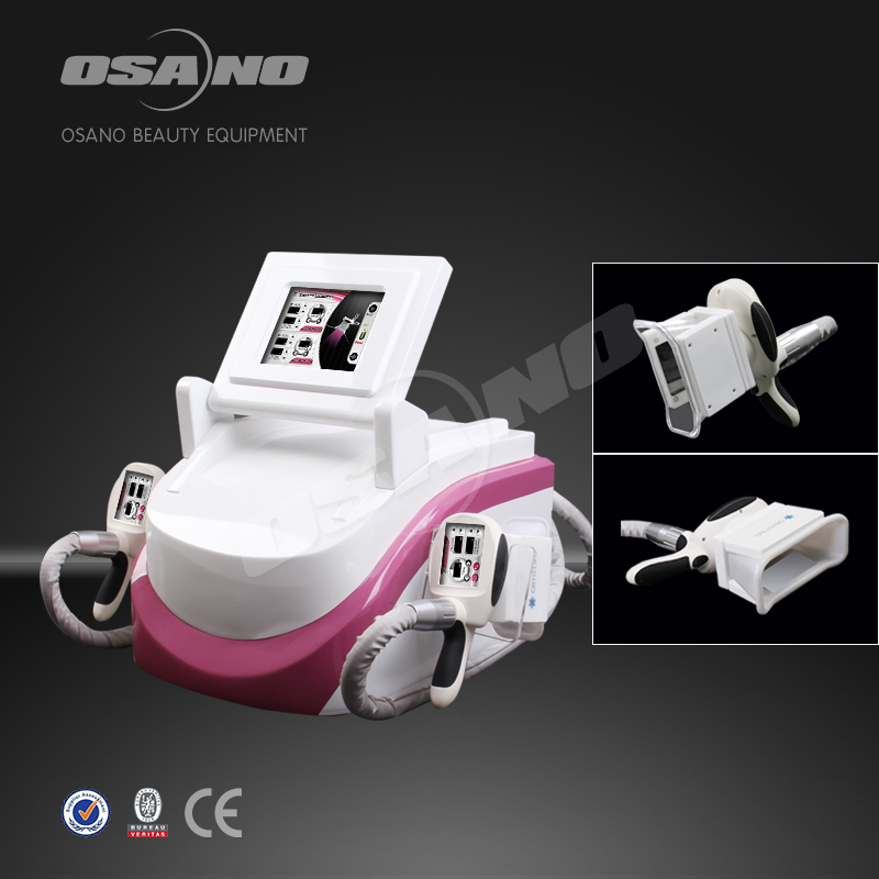 2 heads perfect effective Criolipolisis Portable Cryo fat freezing criolipolisis slimming machine