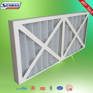 Customized Dust Replacement AC Furnace Pre Air Filter