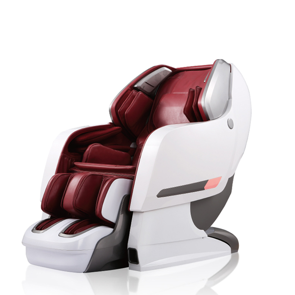 Comfortable Full Body Air Pressure and Foot Rolling Massage Chair