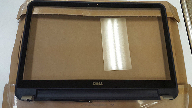 "New For Dell Inspiron 15.6"" 15R Series 5537 5521 3537 Touch Screen Glass Digitizer With bezel"