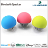 Newest Portable Mini Mushroom Bluetooth Speaker With Silicone Sucker