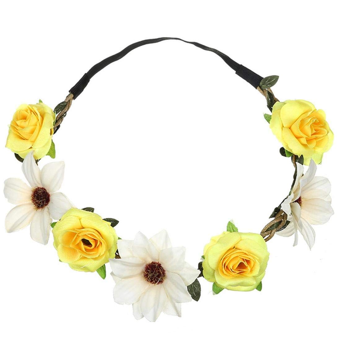 Cheap Yellow Flower Hair Find Yellow Flower Hair Deals On Line At