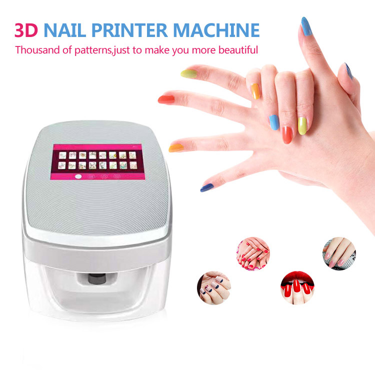 Nail Polish Printer Machine - CrossfitHPU
