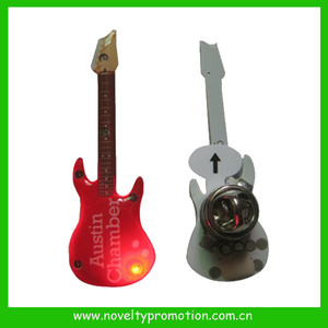 Custom Shape LED guitar pins