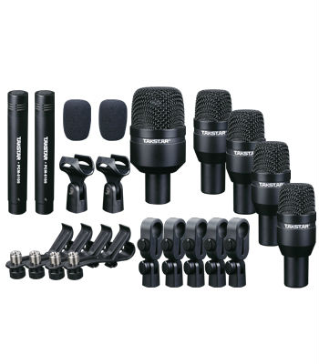 buy hot selling takstar dms d7 drum set series black series drum kit 7. Black Bedroom Furniture Sets. Home Design Ideas