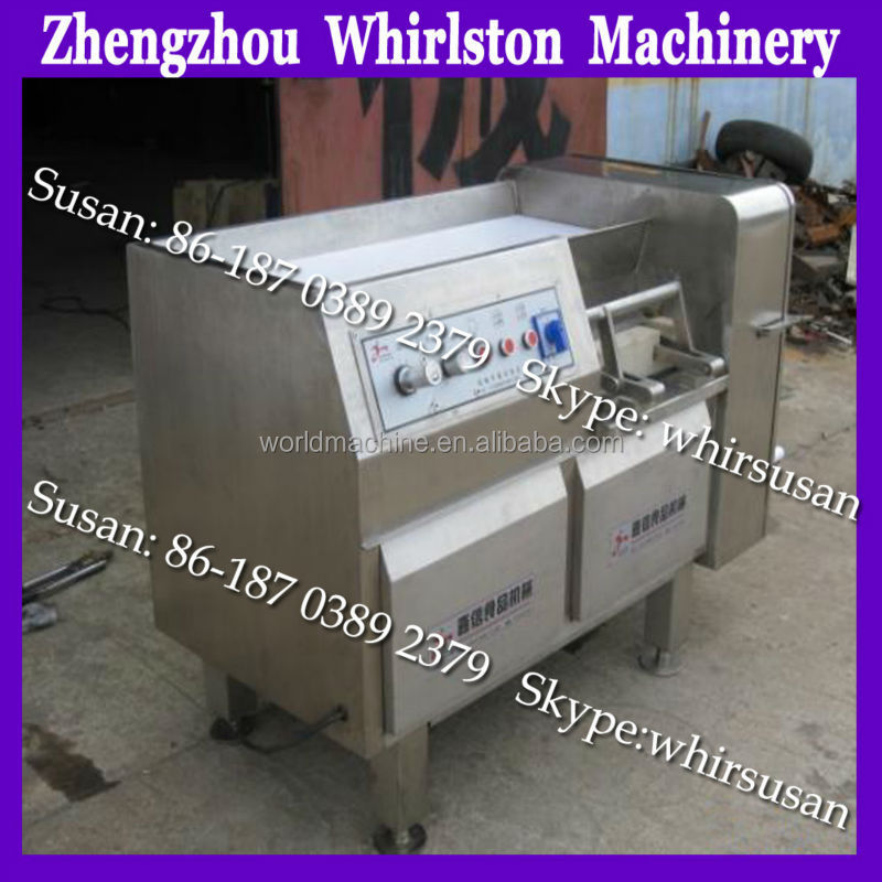 500-900kg/h Home restaurant use industrial fresh meat dicer