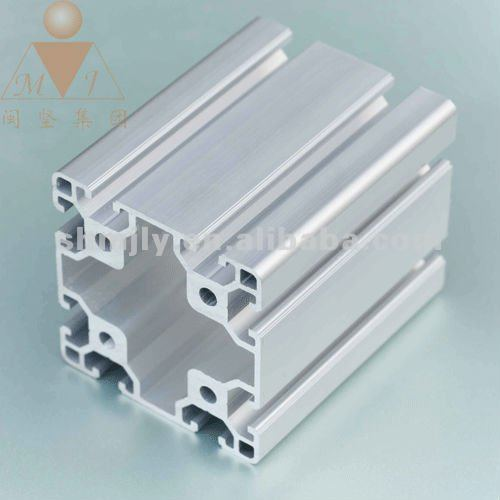 Aluminum Extrusion For Display Cases