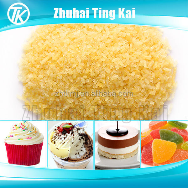 Hot sale edible gelatin for cotton candy