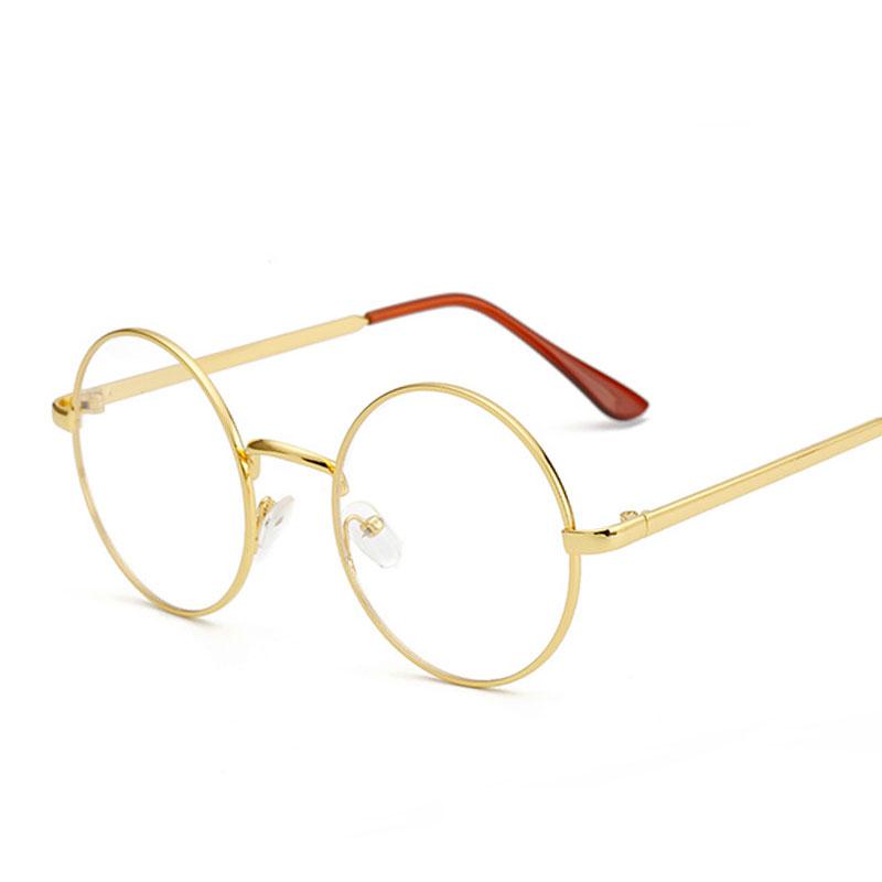 5bf8a1cc9c8 Gold Rimmed Eyeglass Frames