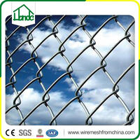 diamond basketball chain link fence netting prices for farm animals