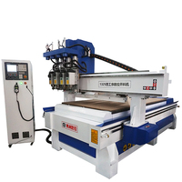 best 1325 four head wood cnc router for sale